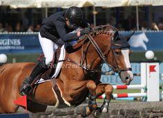 Otto Becker gibt Reiter für den Nationenpreis in Aachen bekannt.... hat Katrin Eckermann (Foto) Chancen ins Team zu kommen? ..... hier mehr: http://reiterzeit.de/turnierergebnisse-reitsport/chio-aachen/#news3