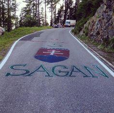 Sagan Mania!!!   #tourdefrance  Credit: @hokuto2