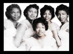 The Chantels - Maybe (1958)  I was 5 years old in '58 so I don't remember when this was a hit.  But.. i sure do love it now... 2013