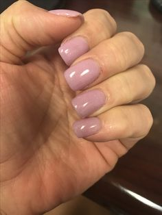 Lovely summer manicure! SNS dipping powder #327