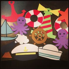 Nautical door decs!!! #RA #Res-Life