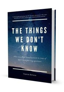 non fiction best seller books the things we don't know flipkart amazon barnes noble