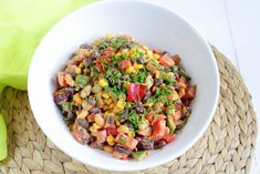 BBQ Salat Pasta Salat, Party Snacks, Kung Pao Chicken, Ratatouille, Dog Food Recipes, Salsa, Dinner, Ethnic Recipes, Remoulade