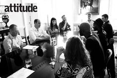 """Kensington Palace on Twitter: """"HRH met a group of young LGBT people convened by @AttitudeMag to discuss bullying at Kensington Palace in May 2016"""