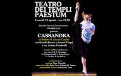 """Rossella Brescia in """"Cassandra"""""""