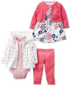 Carter's Baby Girls' Little Sweetheart Gift Bundle
