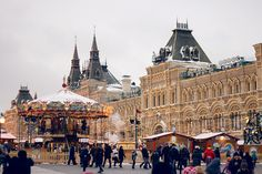 New Year in Moscow 2015