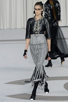 Chanel Spring 2007 Couture - Runway Photos - Vogue