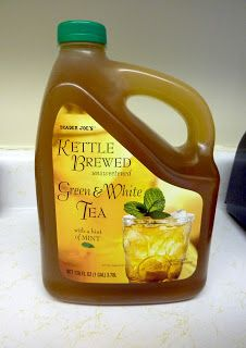 Trader Joe's Kettle Brewed Green & White Tea reviewed