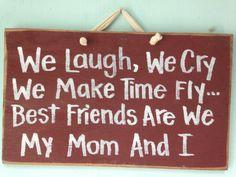 Wir lachen Weinen machen Zeit fliegen am besten von trimblecrafts