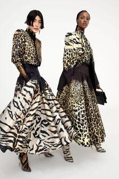 Fashion Week, Fashion 2020, Runway Fashion, Fashion Beauty, Womens Fashion, Milan Fashion, Roberto Cavalli, Vogue, Fashion Show Collection