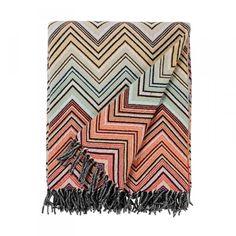 Missoni Plaid Blanket