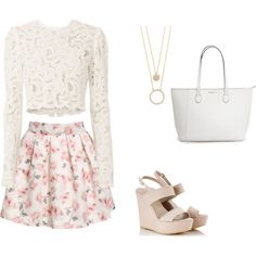 A fashion look from December 2016 featuring A.L.C. tops, Alberto Guardiani sandals and Kate Spade necklaces. Browse and shop related looks.