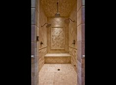 Master Bath Plan 132-207