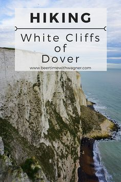 You must put the White Cliffs of Dover on your England Bucket! Click through to see more photos of this incredible hike along the coastline.