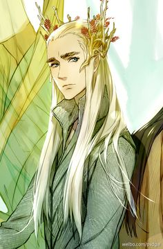 Thranduil by sigun-i-loki