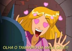 Read Memes Três Espiãs Demais from the story Memes para Qualquer Momento na Internet by parkjglory (lala) with reads. Totally Spies, Disney Memes, Cartoon Wallpaper, Fun Facts, Haha, Aurora Sleeping Beauty, Funny Memes, Humor, Disney Characters