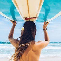 Surfs up •