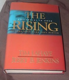 The Rising in Tamara's Garage Sale in Alvin , TX for $8.00. THE RISING BY TIM LAHANE AND JERRY B. JENKINS HARD BACK