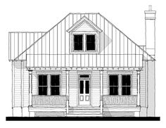 The Valley Farm Cottage (variation) House Plan Design from Allison Ramsey Architects Little House Plans, Lake House Plans, Cottage House Plans, New House Plans, Small House Plans, Farm House, River Cottage, Farm Cottage, Beach Cottage Style