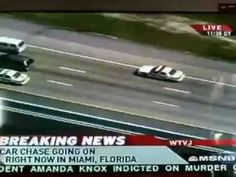 Videos: Some of the best police car chases caught on tape