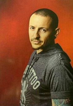 Handsome Cutie, Chester Bennington!