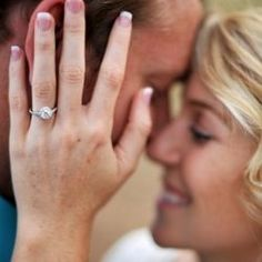 Image result for engagement photo hands on face