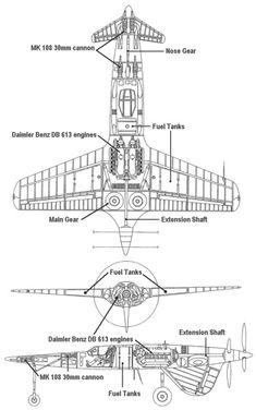 Henschel Hs P.75 3V