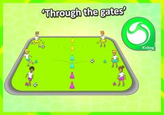 Kindergarten to Grade 2 PE Games - Complete Sport Skill and Games Pack 2018 Soccer Games For Kids, Pe Games, Kids Sports, Elementary Physical Education, Physical Education Activities, Motor Activities, Health Education, Elementary Schools, Soccer Passing Drills