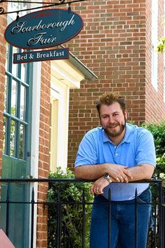 Living the dream of owning a B & B... Entrepreneurs fantasize about running a quaint bed-and-breakfast. Sometimes it works out—and sometimes it doesn't.
