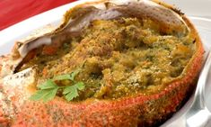 Spanish Dishes, Le Chef, Fish And Seafood, Relleno, Meatloaf, Seafood Recipes, Avocado Toast, Quiche, Tapas
