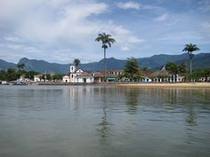 Paraty is considered A National Patrimony from Brazil, and its one of the oldest and most important architectural references in the country.