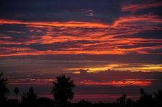 Photo by Gabriel Kasor  Sunset in Encinitas