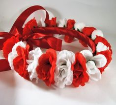 Poland, Red And White, Diy And Crafts, Wedding Decorations, Projects To Try, Traditional, Aga, Cool Stuff, School