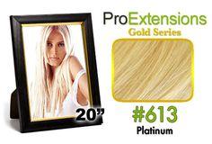 #613 Platinum Blonde Pro Cute