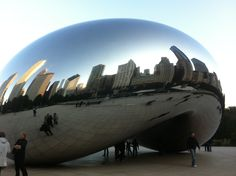 SilverBean in Chicago! :) so sweet