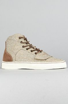 The Cesario XVI Sneaker in Sepia Suiting  by Creative Recreation