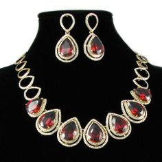 Jewelry set Bridal Necklace Sets of dress