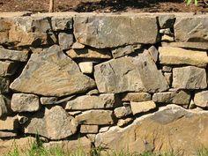 dry stone wall basalt - Google Search
