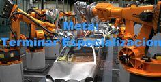 Meta: Terminar mi especializacion en robotica.