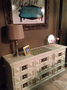 Elegant Dresser/buffet Us Store, Buffet, Dresser, Restoration, Home  Accessories,