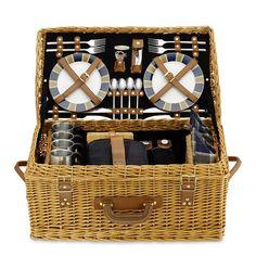 Wicker Picnic Basket. $349.99