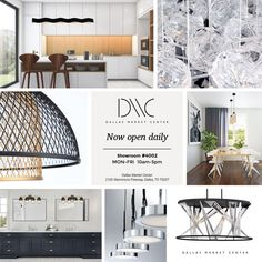 Come by the #dallasmarket and check us out as we are now open daily! Eurofase Showroom, Suite #4002. #interior #design #lighting #decor #outdoor #exterior #landscaping #chandelier #sconce #pendant #vanity #bollard #LED #modern #contemporary #vintage #industrial #glam