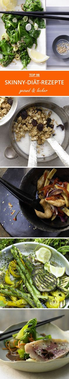 Skinny-Diät-Rezepte | eatsmarter.de