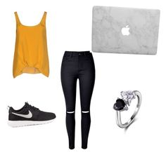 """""""#KingsDay"""" by lifestyle-outfits on Polyvore featuring Elizabeth and James, WithChic and NIKE"""