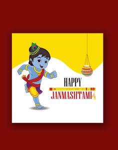 janmashtami free vector krishna janmotsav download share like modern download ai file vectors psd file available here backgrounds greetings brochure flyer