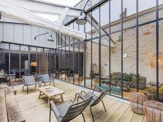 VM designblogg: Industrial loft