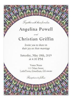 Find customizable Mandala invitations & announcements of all sizes. Pick your favorite invitation design from our amazing selection. Lace Wedding Invitations, Wedding Invitation Templates, Invitation Design, Wedding Stationery, Invitation Cards, Flower Invitation, Print Templates, Mandala Design, Wedding Designs