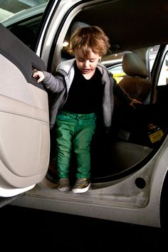 """""""The Tiny Sartorialist"""" Shares His Top Trends for Boys"""