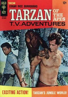 Tarzan comic - Ron Ely